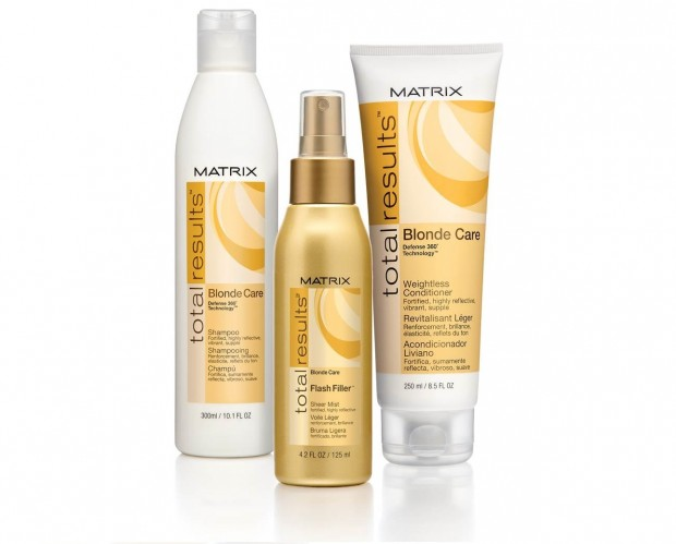 Matrix Total results Blonde Care